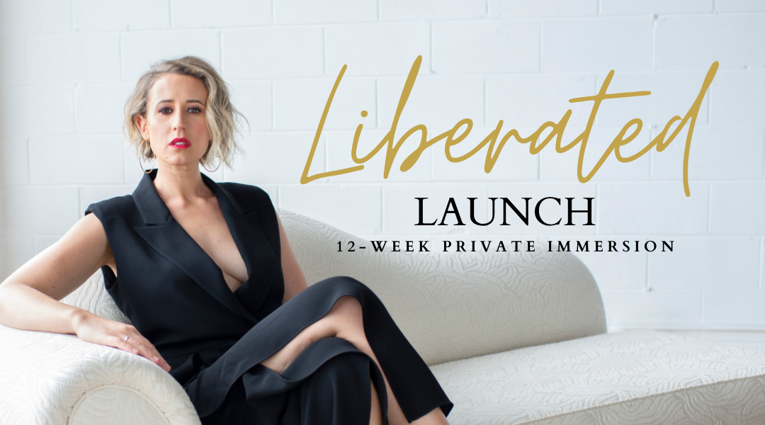 Liberated Launch Banner